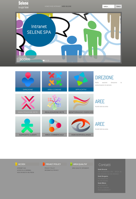 Intranet development
