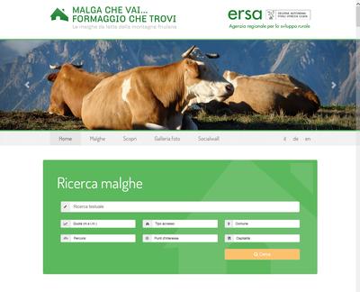 Malghe Friuli Venezia Giulia