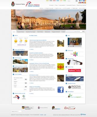 Tourism Padua