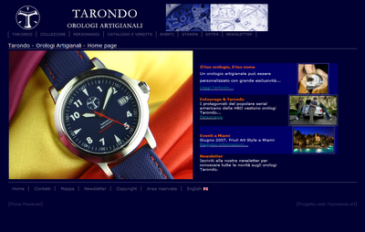 Tarondo - Orologi Artigianali - Home page — Tarondo_1185313502737.png