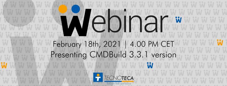 Presenting CMDBuild 3.3.1