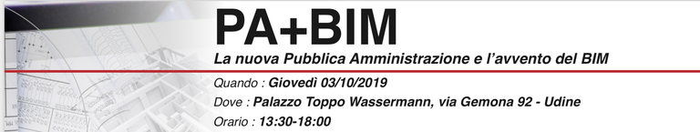 Public Administration + BIM