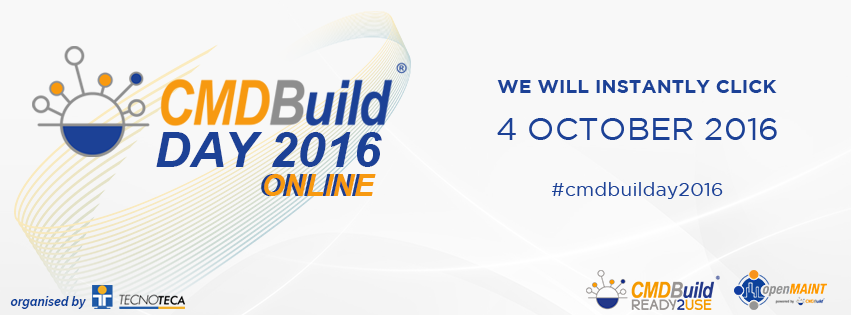 CMDBuild DAY 2016 - banner