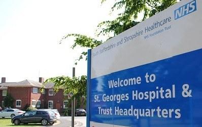 Shropshire & Staffordshire Health Informatics Service (S&SHIS) – (Gran Bretagna)